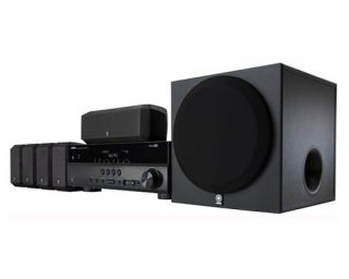 Yamaha YHT 397 5.1 Channel Home Theater System