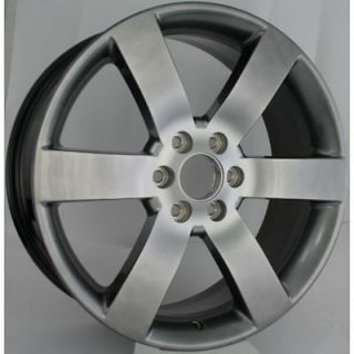 20 OEM Hyper Silver Chevrolet Chevy Trailblazer SS Wheels Rims   Set