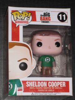 BIG BANG THEORY SHELDON COOPER POP VINYL FIGURE JIM PARSONS FUNKO NEW