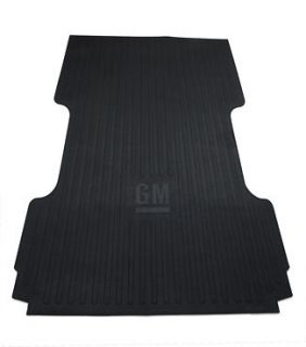 Chevy GMC Sierra Silverado 1500 2500 3500 Bed Liner Protector Mat 8 ft