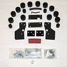 PERFORMANCE ACCESSORIES 2 BODY LIFT KIT CHEVY S10 BLAZER GMC JIMMY 98