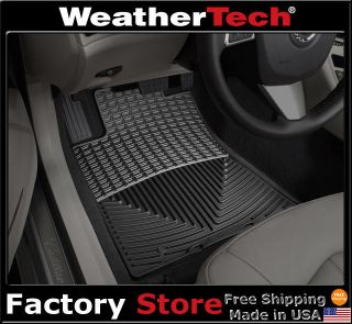 WeatherTech® All Weather Floor Mats   Cadillac CTS with AWD   2008