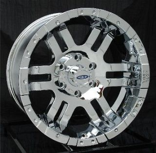 16 inch Chrome Wheels/Rims Chevy Truck GMC 6 Lug 1500