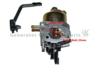 Gx 160 Gx 168 5.5hp 6.5hp Engine Motor Generator Carburetor Carb Parts