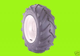 Two New 4.80 8 Carlisle Lawn & Garden Tractor Lug Tires