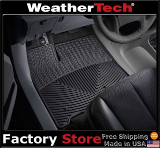 WeatherTech® All Weather Floor Mats   Toyota Sienna   2011 2012