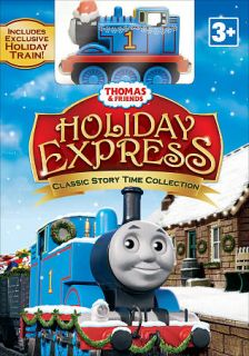 Thomas Friends Holiday Express DVD, 2009