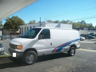 Ford  E Series Van e250 2004 ford e250 cargo van price to sell