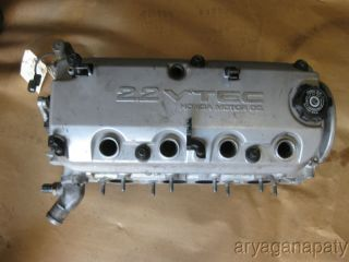 97 98 99 acura CL Accord OEM engine motor cylinder head 2.2 Vtec