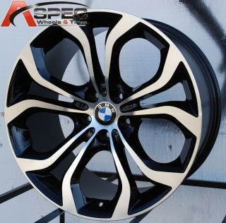 20X9.5 20X10.5 BMW 336 STYLE WHEEL FIT BMW X5 X6 06 07 08 09 10 11