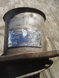 1982 mustang/capri 6 cyl NOS cat/catalytic converter stright six 200