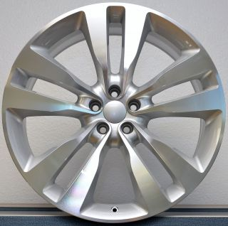 2012 SRT8 Silver Machined 300C Magnum Challenger Wheels Rims Set