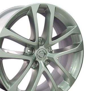 Nissan Altima Silver Wheels Set of 4 OEM 62521 Rims Infiniti I30 I35