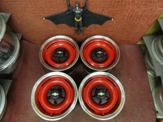 15 Chevy GMC Truck Or Van Steel Rally Wheels Rims 5on5 Silverado