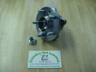 Land Rover Discovery 3 Front Hub / Wheel Bearing