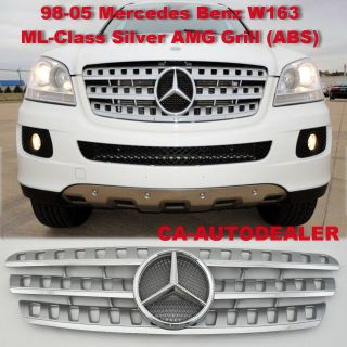 mercedes benz ml body kit