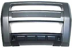LAND ROVER RANGE SPORT 06 09 BUMPER BRUSH GUARD ASSY VUB501980 NEW