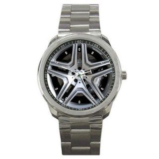 Mercedes Benz GL63 AMG Wheel Rim Accsessories WristWatch