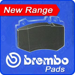 FRONT Brembo Brake Pads Mercedes Benz M Class ML 320 CDI 4 matic SUV