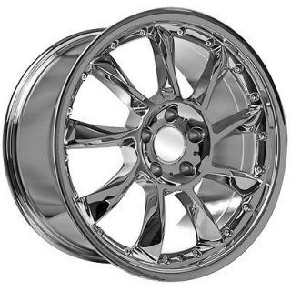 MERCEDES BENZ  C CLASS 06 UP ALLOY RIMS (4) SET