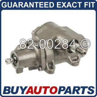 POWER STEERING GEARBOX GEAR BOX FOR FORD LINCOLN & MERCURY CARS