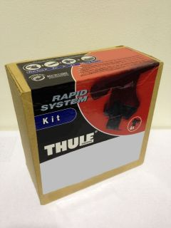 Thule 1326 Fitting kit for roof rack   MAZDA 3, 5 dr Hatchback, 04 08
