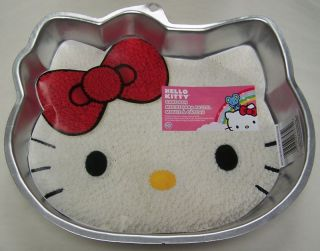 Wilton Hello Kitty Cake Pan 11 x 10.1 x 1.9
