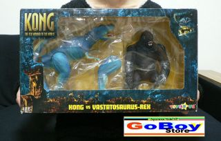 VS VASTATOSAURUS FIGURE X PLUS  LIMITED TYPE JAPAN KING KONG
