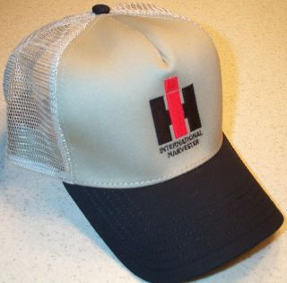 IH International Harvester Embroidered Mesh Hat (4 types)