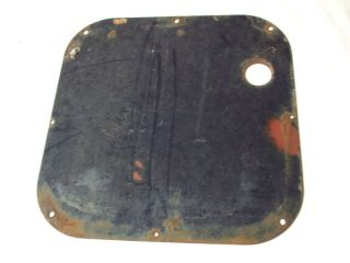 1940 1941 1942​ 1946 1947 Ford Truck Door Inspection Pan