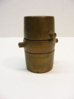Elkhart Brass MFG Fire Hose Coupler 2