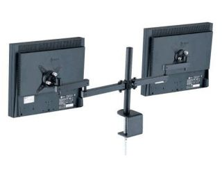 dual monitor mount in Monitor Mounts & Stands