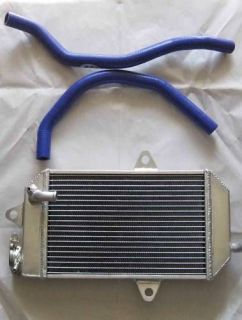 BANSHEE YFZ350 Full aluminum radiator and silicone hose