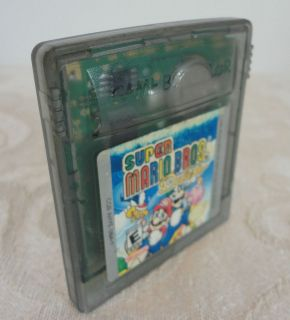 Super Mario Bros. Deluxe (Nintendo Game Boy Color) RARE 1 2 PLAYER