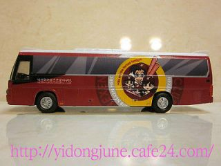 DAEWOO BH120F BUS NEXAN TIRE CARS SCALE MODEL DIECAST TRUCKS TOYS