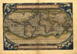 large world map in Maps, Atlases & Globes