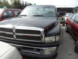 98 99 00 01 DODGE RAM 1500 PICKUP Driver Side REAR door