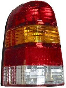 01 07 Ford Escape Tail Light Rear Lamp Taillight   LH (Fits Ford
