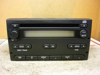 98 07 Ford Ranger Am Fm Radio Cd Player 4L5T 18C869 AE