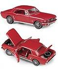 New Franklin Mint 1965 Ford Mustang Hardtop Coupe   45th Anniversary