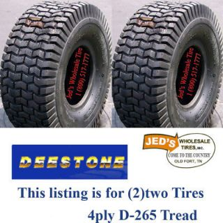 10/3.50 4 410 4 Riding Lawn Mower Turf Tires 4ply