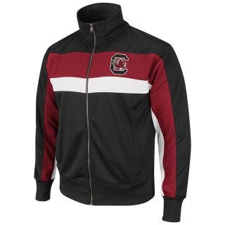 NCAA LICENSED SOUTH CAROLINA GAMECOCKS FREESTYLE TRACK JACKET