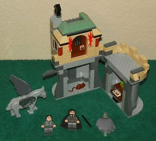 LEGO 4753   HARRY POTTER   SIRIUS BLACKS ESCAPE   2004