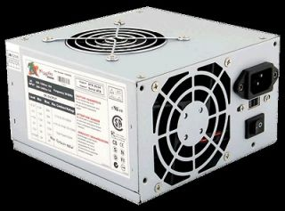 Logisys PS480D2 480W Dual Fan ATX Computer Power Supply