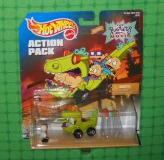 Hot Wheels Action Pack   The Rug Rats Movie