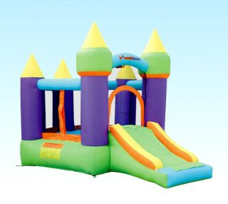BOUNCELAND INFLATABLE MAGIC CASTLE SLIDE BOUNCE HOUSE