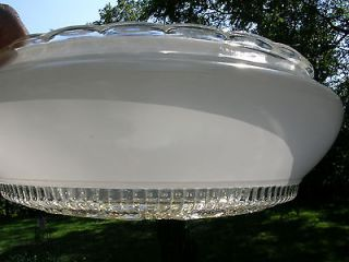 glass ceiling light cover in Lamps, Lighting