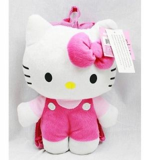 hello kitty plush backpack in Clothing,