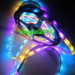 10m 2x 5m 5050 RGB Dream Color Horse Race LED Strip + Controller