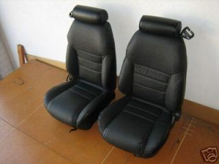 1994   1998 MUSTANG GT SEAT UPHOLSTERY KIT Covers FULL SET NEW Like